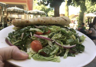 Healthy Food at Disney California Adventure
