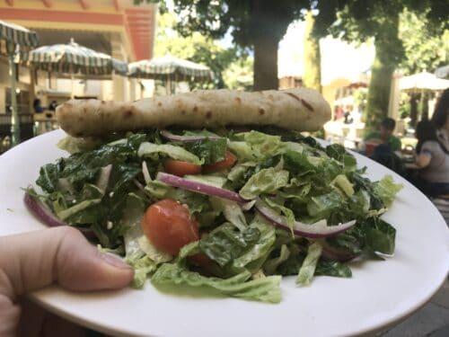 Disneyland Greek Salad