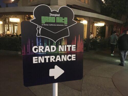 Grad Nite Disney
