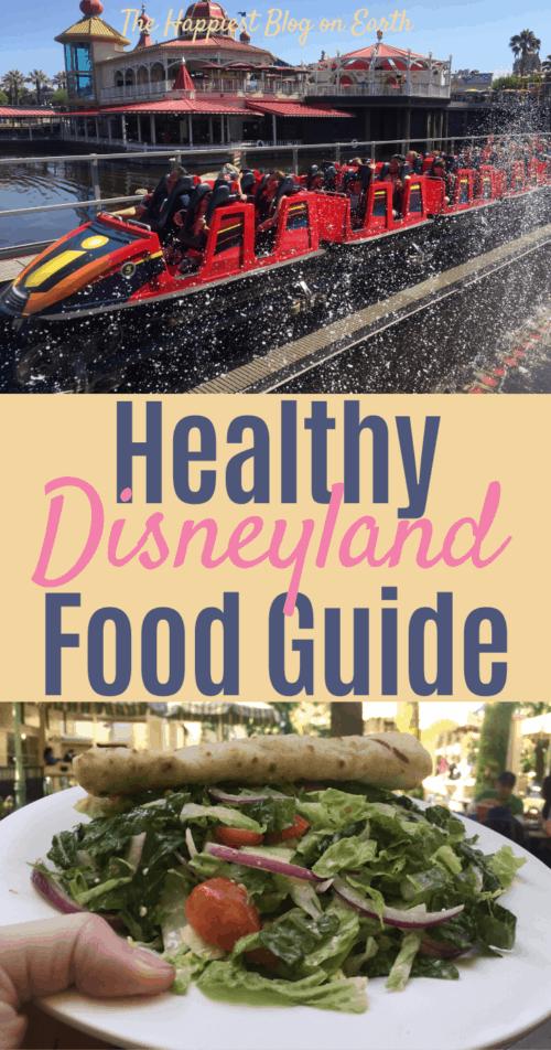Healthy Eats Disney
