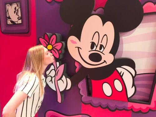 Valentines Mickey
