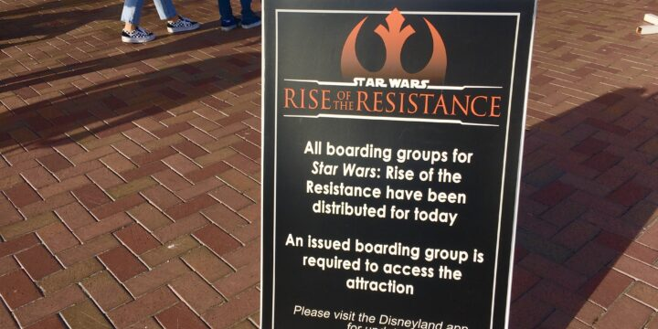 Rise of the Resistance Sold Out!