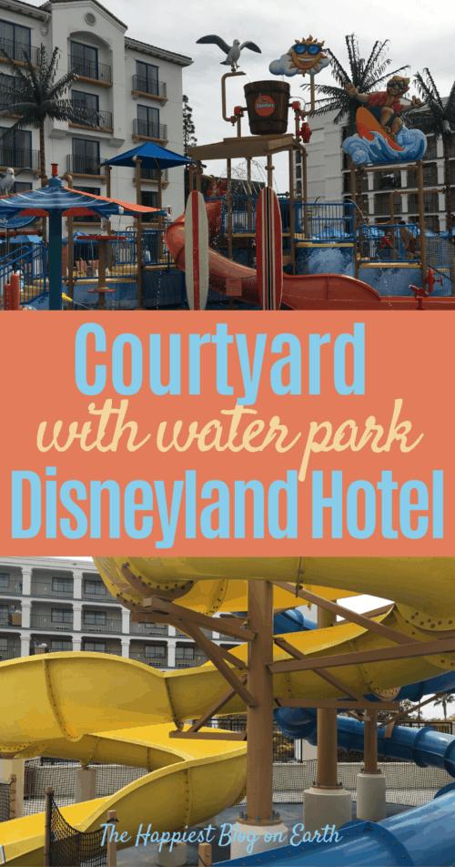 Courtyard Water Park Anaheim