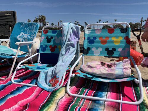 Disneyland beaches
