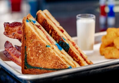Best Avengers Campus Food at Disneyland Resort