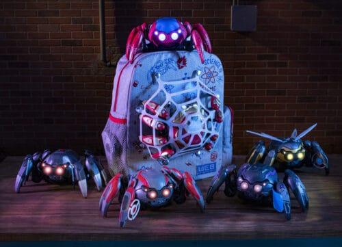 Spider Bot Souviner Disneyland