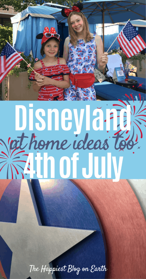 Disneyland th of July Tips