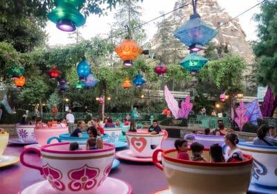 Disneyland's New Theme Park Reservation System