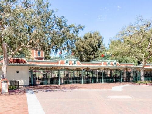 Disneyland Main Gates reopen