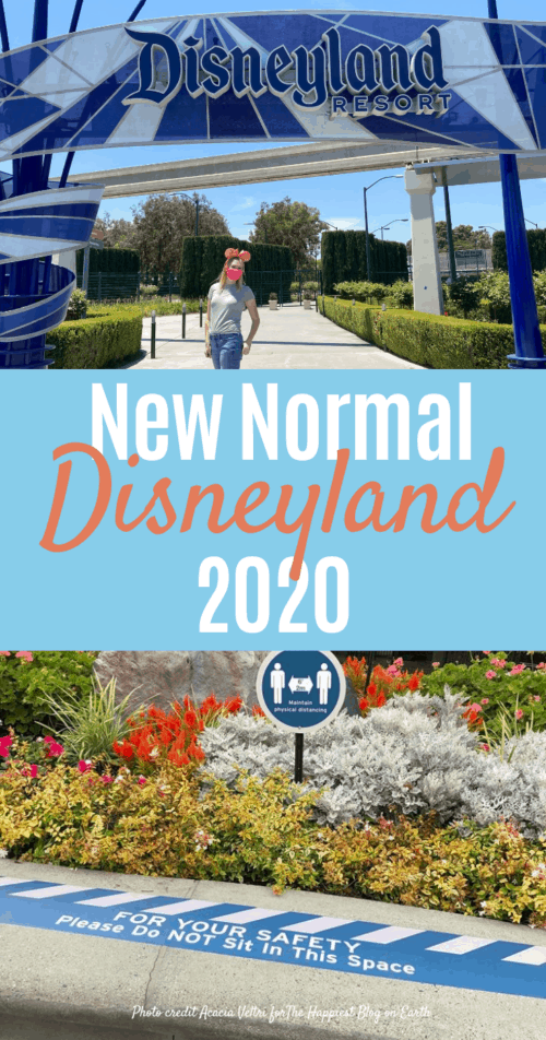 Disneylands New Normal 2020
