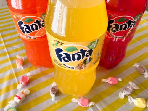 Fanta DIsney Soda