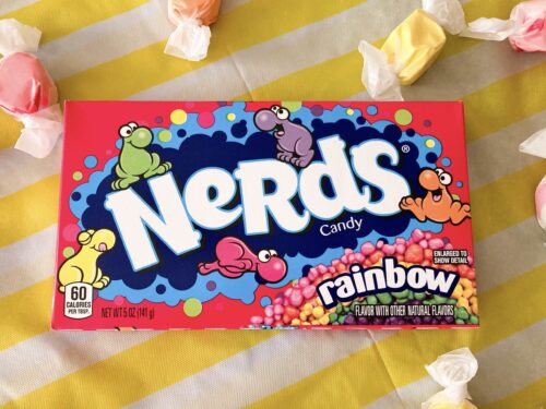 Rainbow nerds receipe