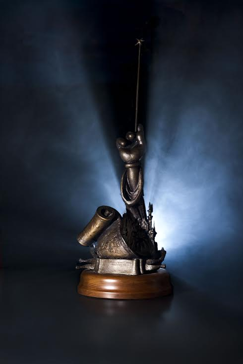 Disney Legends Award Statue