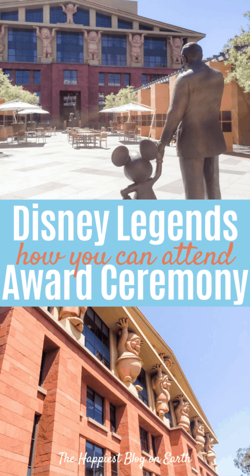 Disney Legends Award