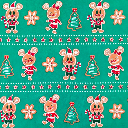 Mickey and Minnie chrismtas pj