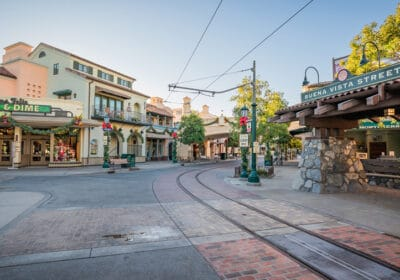 Buena Vista Street and More, What's OPEN at Disneyland Resort
