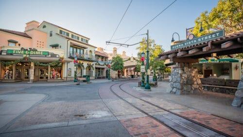 Buena Vista Street 2020
