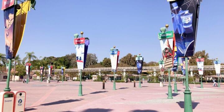 Disneyland Capacity Numbers