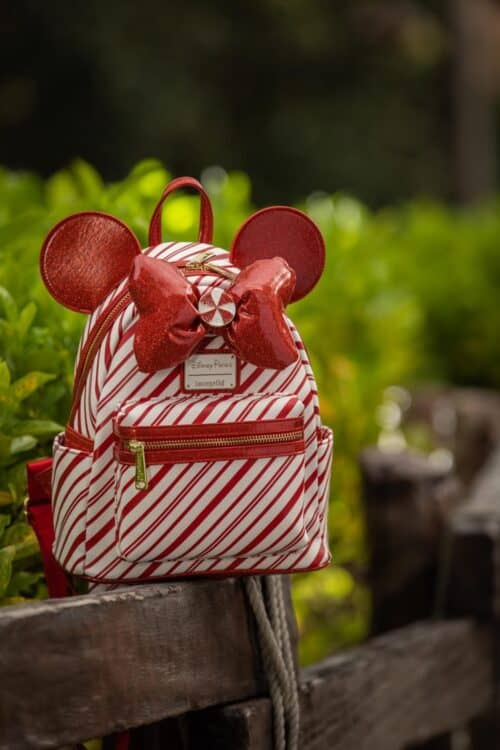 Peppermint Loungefly backpack