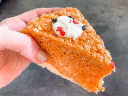 Pumpkin Pie Rice Krispy