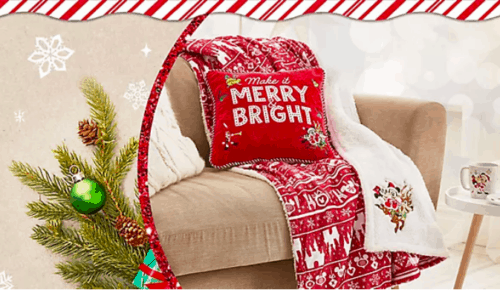 Disney Holiday gifts and decor