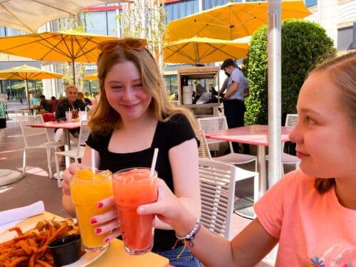 Uva Bar Disney drinks