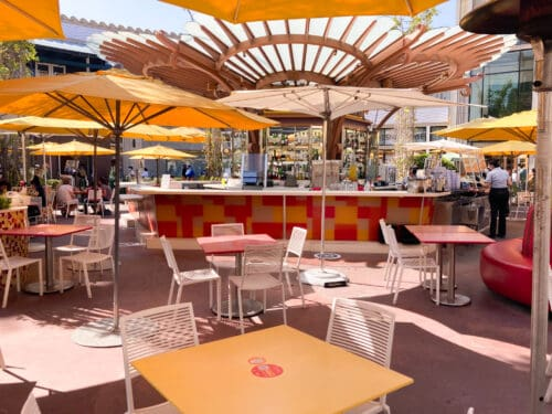 Uva Bar Downtown Disney