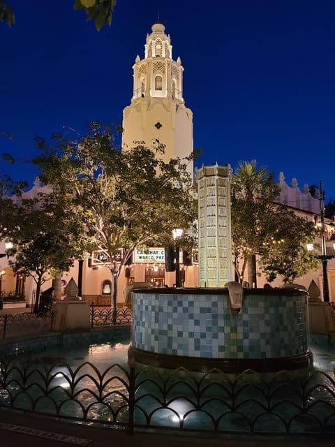 Carthay Circle Christmas