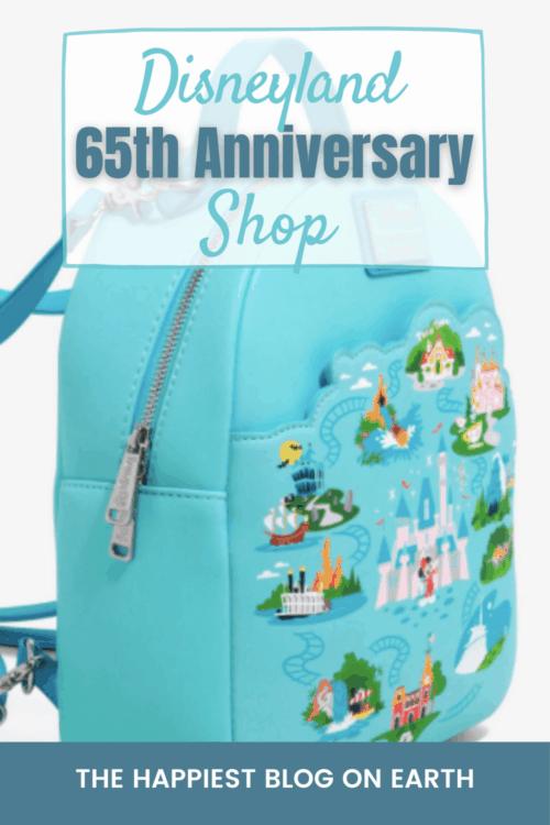 Disneyland 65th Shop