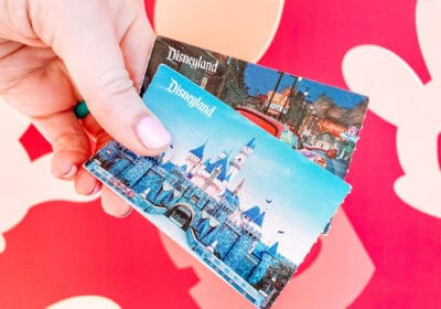 Disneyland Ticket Expiration Dates