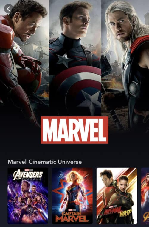 Marvel Movies this year