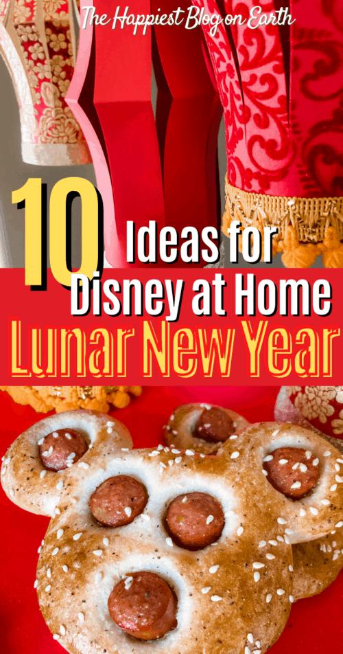 Disney at Home Lunar New Year