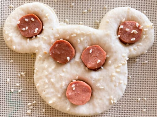 Mickey Chinese Hot Dog Bun Recipe