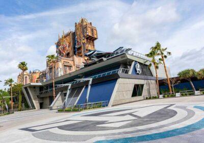 Disney Avengers Campus at California Adventure