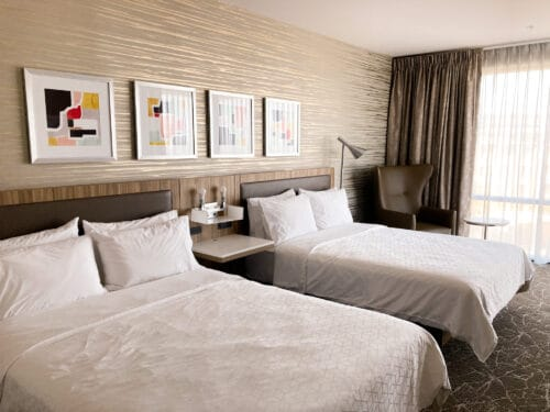 Hilton Garden Inn 2 Qeen room