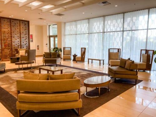 Hyatt House Anaheim Lobby