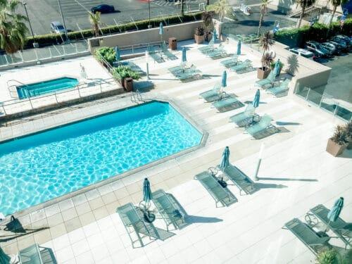 Hyatt House Anaheim Pool