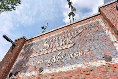 Stark Motors Disneyland