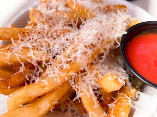 Ballast point fries