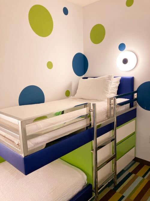 Kids room Residence inn