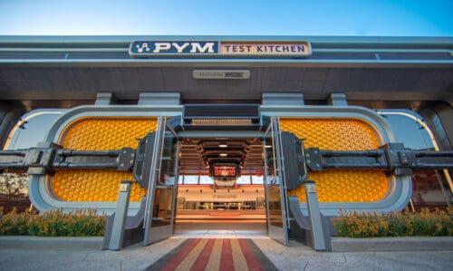 PYM Test Kitchen Disneyland
