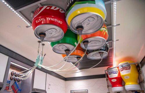 PYM Test Kitchen drinks Disneyland
