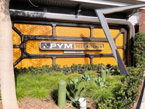 PYM Test Kitchen outside