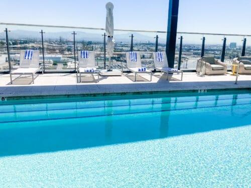 Radisson BLU adult pool