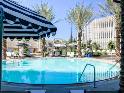 Radisson BLU pool