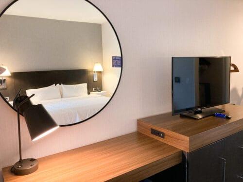 Hampton Inn Anaheim Room