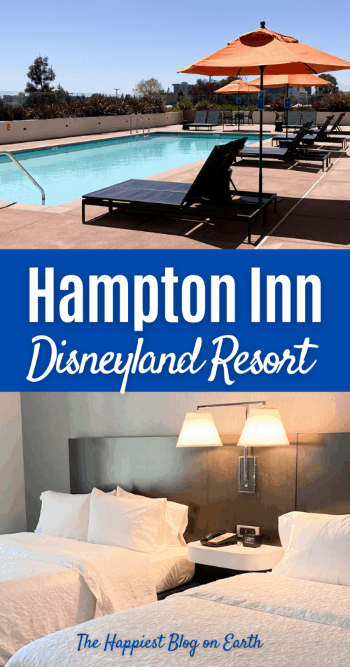 Hampton Inn Disneyland Anaheim