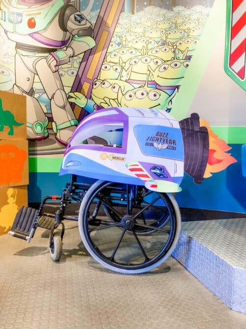 Wheelchair Disney