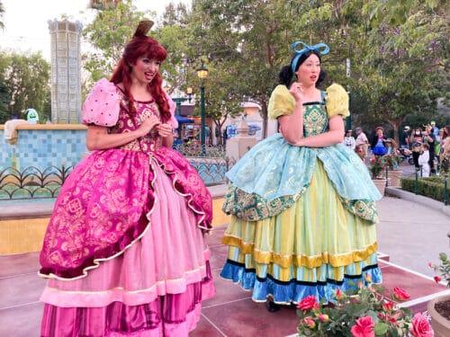 Cinderella step sisters
