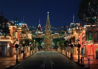 Merriest Nites A Disneyland Holiday Party
